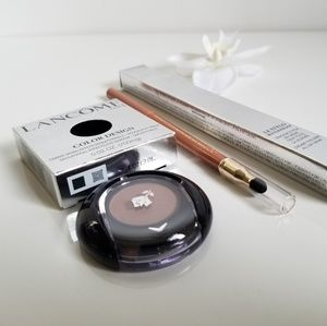 Lancome eyeshadow and eyeliner